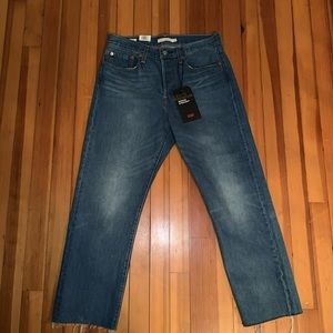 Levi's Wedgie straight size 30x26